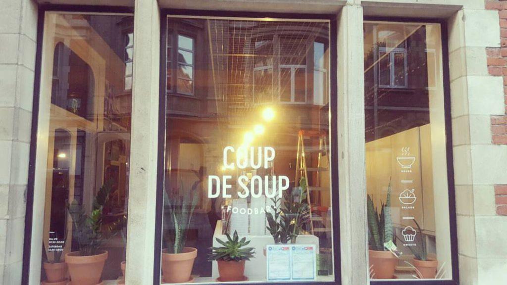 Soepbar Coup de Soup