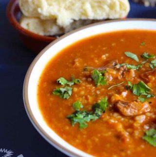 Chorba Marokkaanse soep