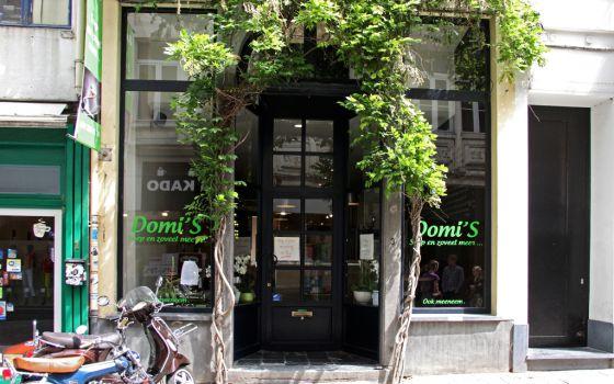 Soepbar Domi's in Gent
